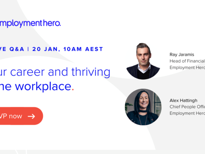 Live Q&A w. HR Expert: 2021 - Your Career & Thriving in the Workplace.